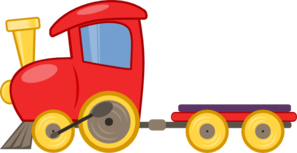 Function Train 2 Clip Art