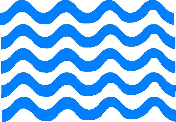 blue wave lines clip art at clker com vector clip art online rh clker com Wave Outline Clip Art Vector Lines