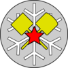 Snow Troops Emblem - Full Version Clip Art