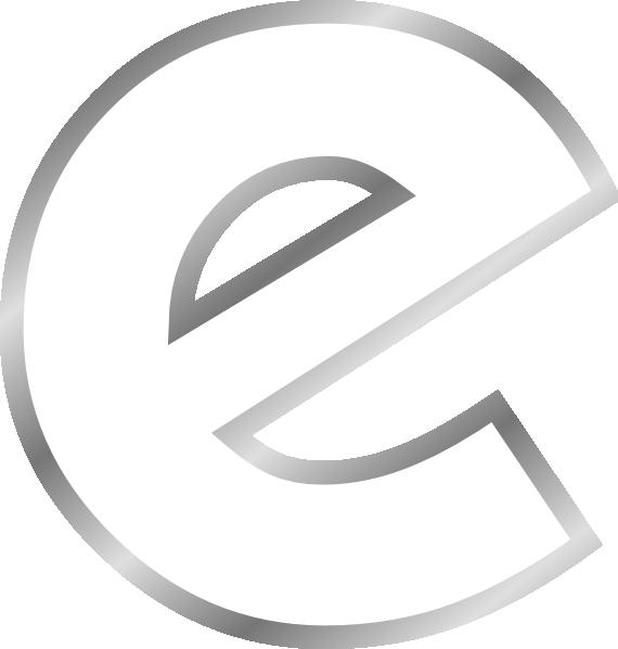 Letter E Clip Art at Clker.com - vector clip art online ...