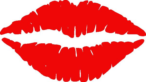 red lips clip art at clker com vector clip art online royalty rh clker com Smiling Lips Clip Art red lips images clip art