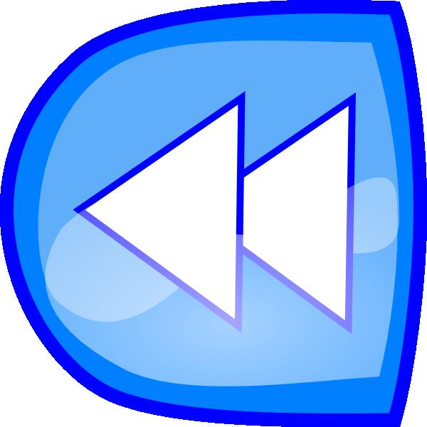 forward blue button clip art at clker com