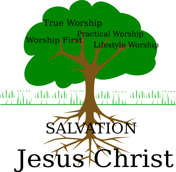 Worship Tree Clip Art ...