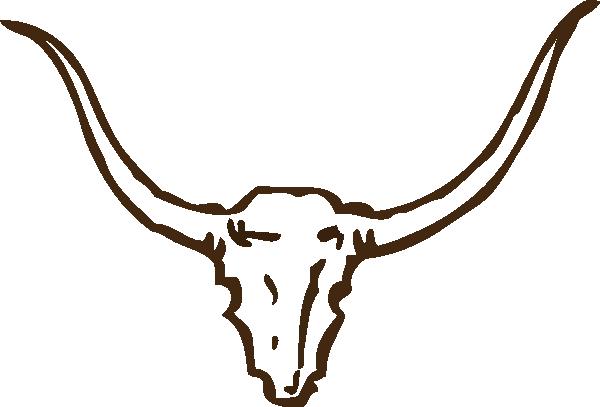 Bullhorns Clip Art at Clker.com - vector clip art online ...