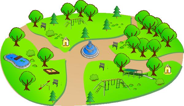 park clip art at clkercom vector clip art online