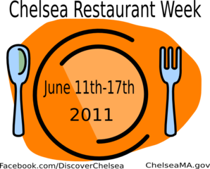 Chelsea Restaurant Week Clip Art
