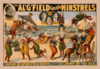 Al. G. Field Greater Minstrels Clip Art