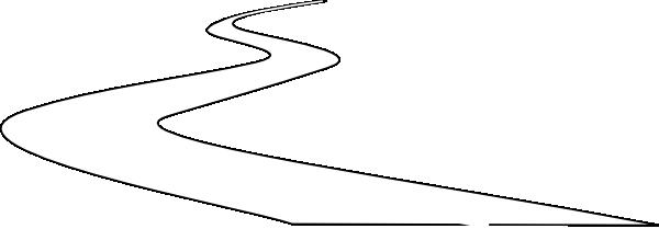 Curve Road Clip Art at Clker.com - vector clip art online ...