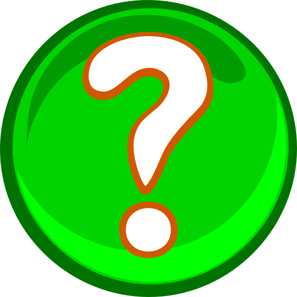 Green Question Mark clip artQuestion Marks Clipart