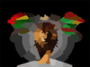 Rastafari Lion Wallpaper Yvt Clip Art
