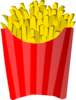 Fries Clip Art