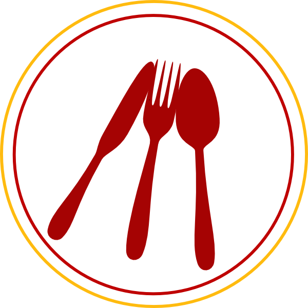 Food Utensils Icon Clip Art at Clker.com - vector clip art ...