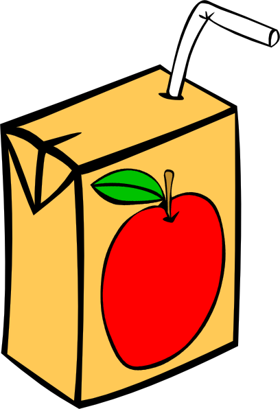 Apple Juice Box Clip Art at Clker.com - vector clip art online ...