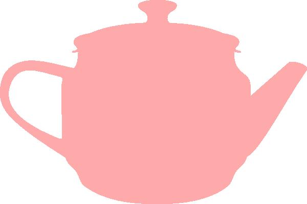Tea Pink Pot Clip Art at Clker.com - vector clip art online, royalty free & public domain