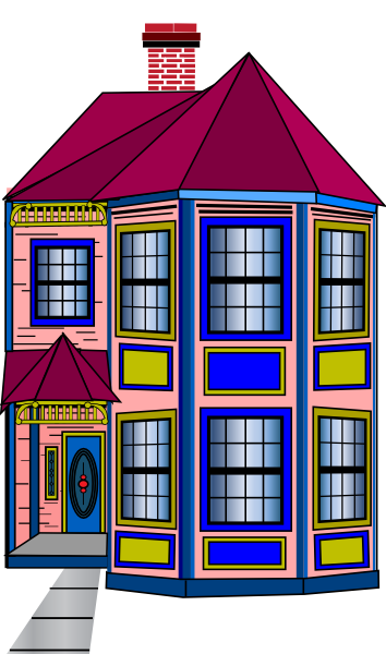 townhouse clipart. download this image as townhouse clipart o