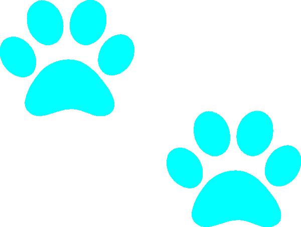 puppy paw print clip art at clker com vector clip art online rh clker com puppy paw print clip art free puppy paw print clip art