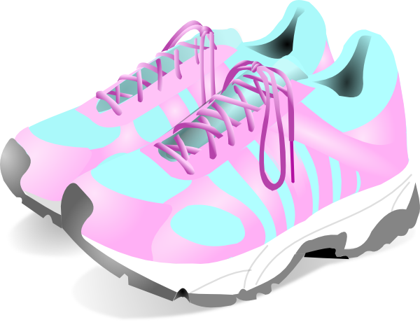 Gym Shoes Clip Art Free