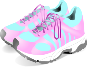 Women\ S Gym Shoes Clip Art