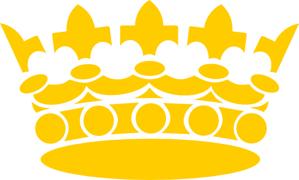 Gold Crown Clip Art at...