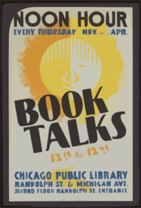 Book Talks, 12:15 To 12:45 Noon Hour, Every Thursday Nov. Thru Apr. Clip Art