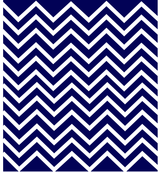 Navy Chevron Clip Art At Clker Com Vector Clip Art