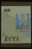 Art Artists On The Air : 4 P.m. Every Saturday, Kuta. Clip Art