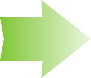 E Arrow Green Clip Art