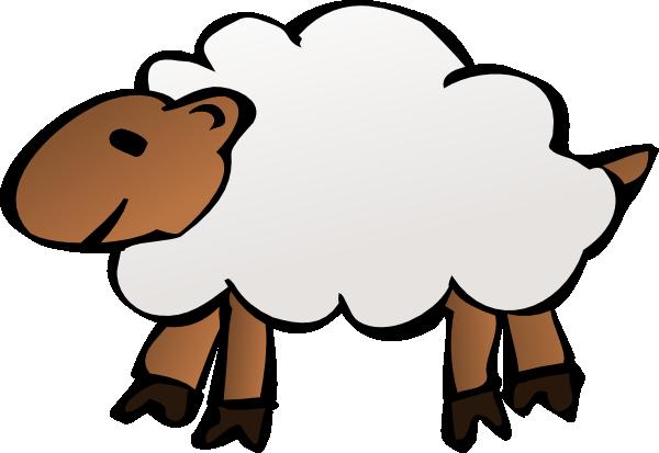 lamb clip art cartoon - photo #17