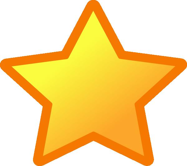 vector star clip art at clkercom vector clip art online