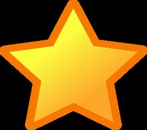 Vector Star Clip Art at Clker.com - vector clip art online, royalty ...