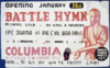 Battle Hymn  [by] Michael Gold And Michael Blankfort Epic Drama Of Pre-civil War Days. Clip Art
