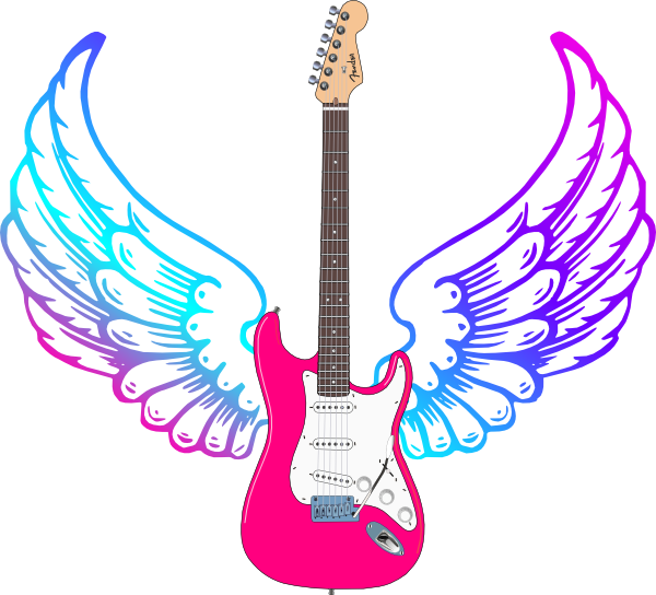 clip art guitar pictures - photo #48