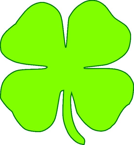 shamrock light green clip art at clker com vector clip art online