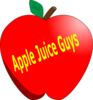 Apple Juice Guys Clip Art
