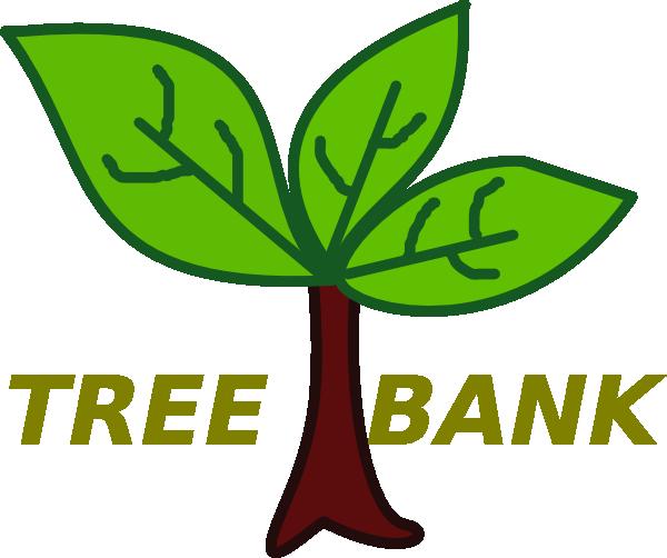 tree bank clip art at vector clip art online royalty free public domain. Black Bedroom Furniture Sets. Home Design Ideas