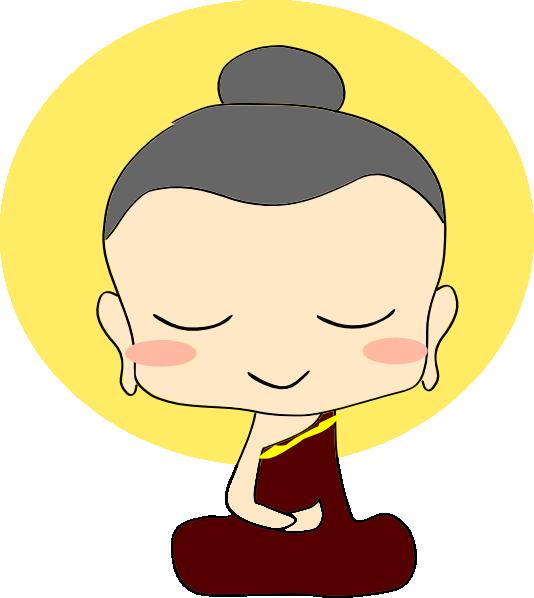 Buddha Clip Art at Clker.com - vector clip art online ...