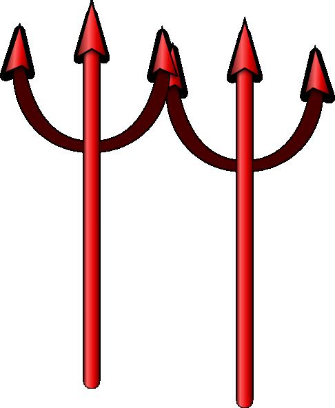 pitchfork clip art at clker com vector clip art online royalty rh clker com Fork Clip Art asu pitchfork clipart