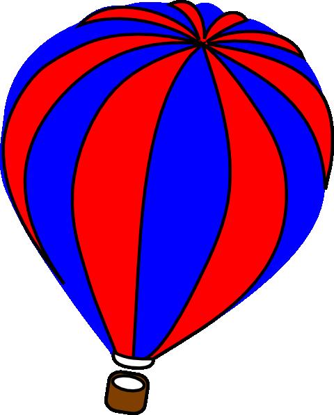 clipart hot air balloon - photo #44