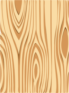 Wood Pattern Clip Art