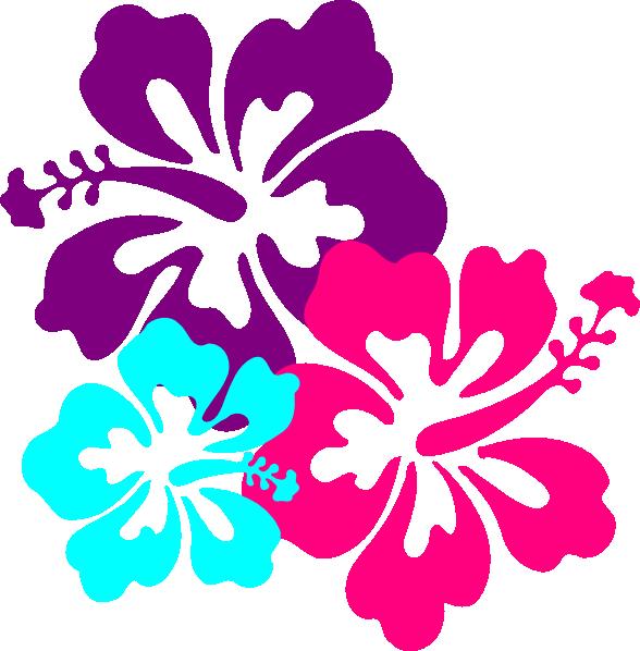 hibiscus clip art at clker com vector clip art online royalty rh clker com hibiscus clipart border hibiscus clip art free