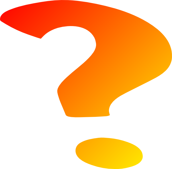 questions animated clip art free - photo #26
