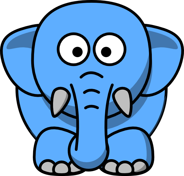 cartoon elephant wallpaper-#25