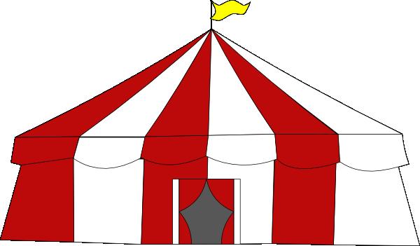 Download this image as  sc 1 st  Clker & Big Top Tent Clip Art at Clker.com - vector clip art online ...