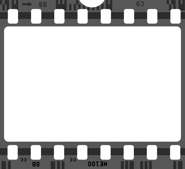 film strip clip art at clker com vector clip art online royalty rh clker com film strip clipart png film strip clipart free download