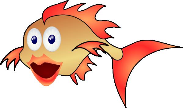Fish Body For Birthday Card Clip Art At Clker Vector Clip Art