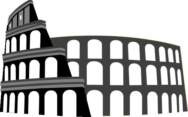 rome coliseum clip art at clker com vector clip art online rh clker com