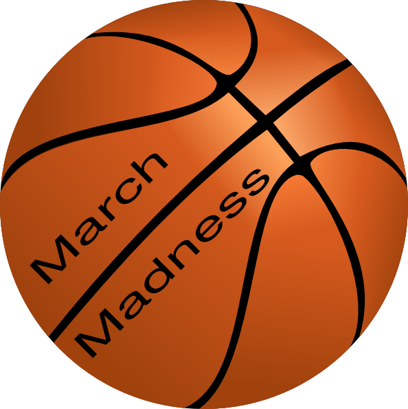 march madness basketball clip art at clker com vector clip art rh clker com March Borders Clip Art March Borders Clip Art