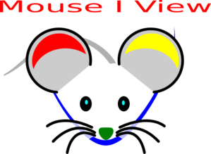Mouse I View Clip Art