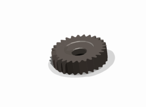Pully Gear Clip Art