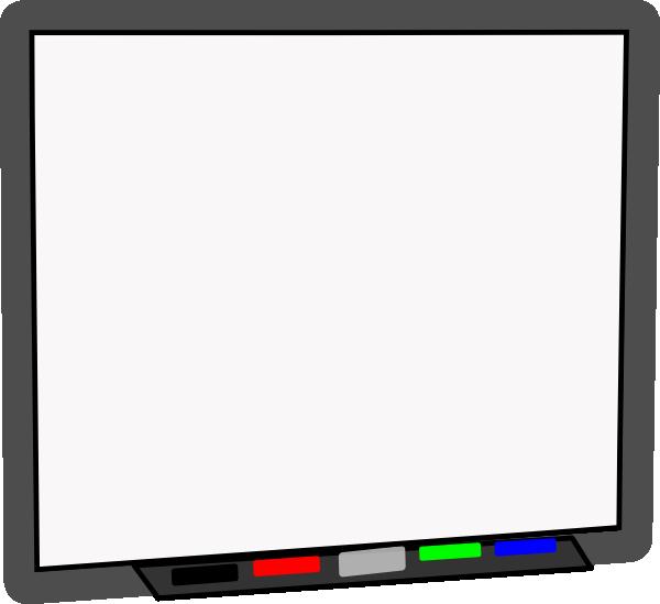 smart board blank no projector clip art at clker com Calendar Clip Art smartboard clipart